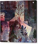 Amish Abstract 3 Acrylic Print