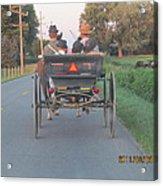 Amish Convertible Acrylic Print