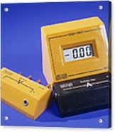 Ammeter And Voltage Multiplier Acrylic Print