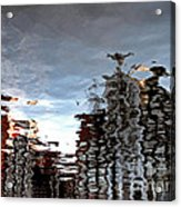 Amsterdam Reflections Acrylic Print