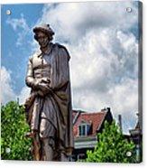 Amsterdam Statue 2007 Acrylic Print
