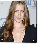 Amy Adams In Attendance For 22nd Annual Acrylic Print