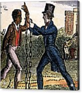 An Abolitionist Acrylic Print
