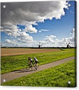 An Afternoon Ride Acrylic Print