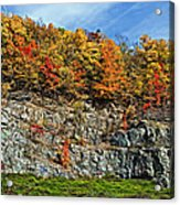 An Autumn Day Acrylic Print