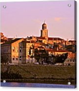 An Evening In Arles  Acrylic Print