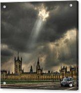 An Ode To England Acrylic Print