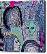 Ancestral Cave Acrylic Print