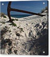 Anchor Beach 10 Acrylic Print