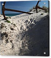 Anchor Beach 14 Acrylic Print