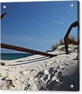 Anchor Beach 8 Acrylic Print