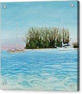 Anchorage At Crystal Bay Acrylic Print