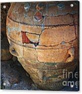 Ancient Relic Of Crete Acrylic Print