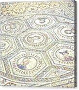 Ancient Spanish Mosaic Acrylic Print