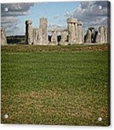 Ancient Stones Acrylic Print