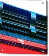 Andersons Carpeting Acrylic Print