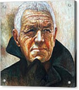 Andrew Newell Wyeth Acrylic Print