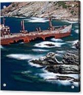 Andros - Greece Acrylic Print