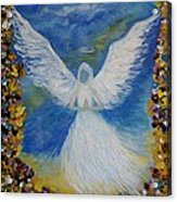 Angel Among Us Acrylic Print