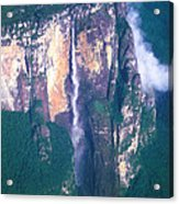 Angel Falls In Venezuela Acrylic Print