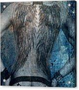 Angel Nude  Acrylic Print