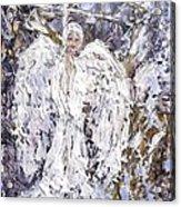 Angel Of Hope Acrylic Print