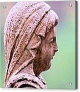 Angelface Acrylic Print