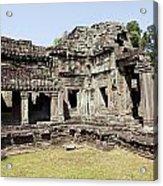 Angkor Archaeological Park Acrylic Print