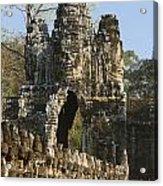 Angkor Archaeological Park II Acrylic Print
