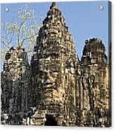 Angkor Thom II Acrylic Print