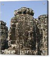 Angkor Thom IIi Acrylic Print