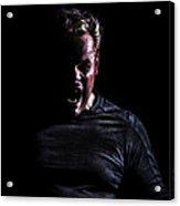 Angst Acrylic Print