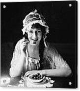 Anita Stewart (1895-1961) Acrylic Print