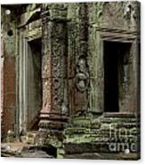 Ankor Wat Cambodia Acrylic Print