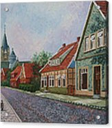 Ankum Germany Acrylic Print