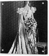 Anna Eleanor Roosevelt Acrylic Print