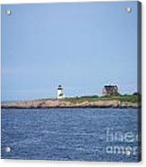 Annisquam Harbor Lighthouse Acrylic Print