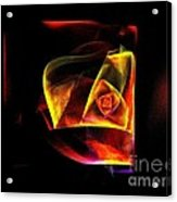 Another Rose Acrylic Print