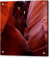 Antelope Canyon I Acrylic Print