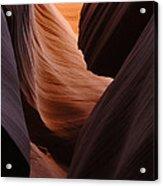 Antelope Canyon Natural Beauty Acrylic Print
