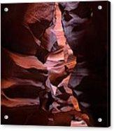 Antelope Canyon Page Arizona Acrylic Print