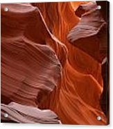 Antelope Canyon, Page, Arizona Acrylic Print
