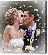 Anthony And Claire Acrylic Print