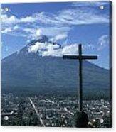 Antigua Guatemala Acrylic Print