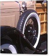 Antique Classic Vintage Car Acrylic Print