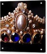 Antique Crown Acrylic Print