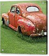 Antique Ford Car 5 Acrylic Print