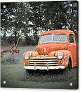 Antique Ford Car 7 Acrylic Print