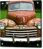 Antique Ford Car 8 Acrylic Print