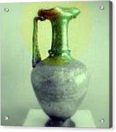 Antique Vases Still Life Altered IIi Acrylic Print